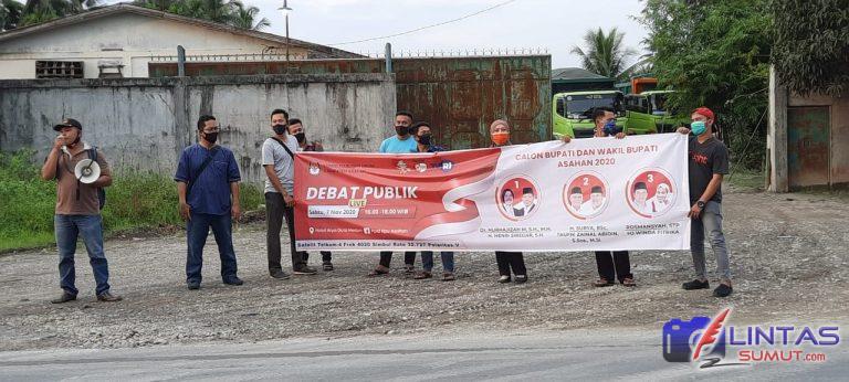 Ajak Masyarakat Tonton Debat Publik Pilkada, PPK Simpang ...